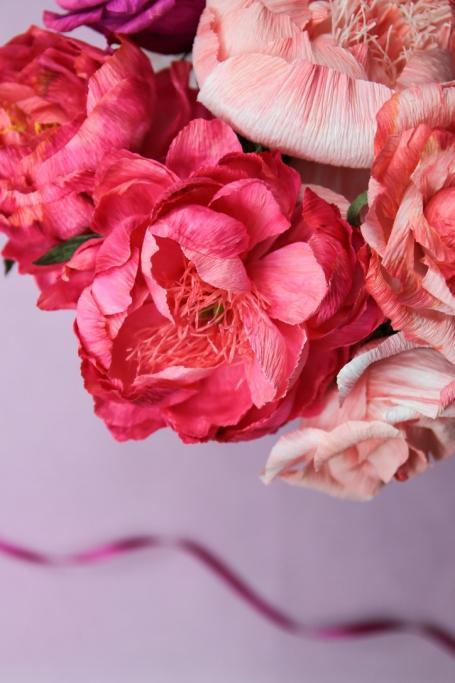 fiori di Carta bouquet alternativo shopping on line